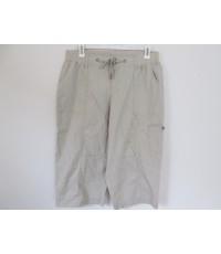 กางเกงผ้า คนอ้วน ผ้ายืด ขาสามส่วน ไซส์ใหญ่พิเศษ เอว 36 40 42 46 48 นิ้ว ราคาถูก