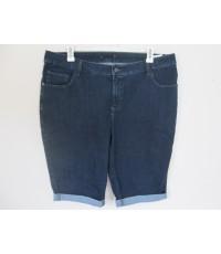 กางเกงผ้า คนอ้วน ผ้ายืด ขาสามส่วน ไซส์ใหญ่พิเศษ เอว 38 42 นิ้ว ราคาถูก