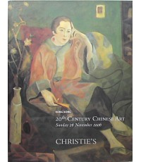 "CHRISTIE""S / HONG KONG / 20 th Century CHINESE ART / NOVEMBER 2006"
