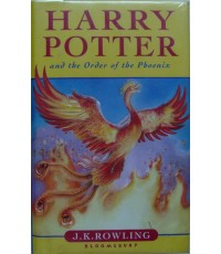 HARRY POTTER ตอน and the order of the Pboenix / J.K.ROWLING
