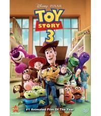 Toy Story 3 ทอย สตอรี่ ภาค 3 (1DVD) 2 ภาษา: ไทย,อังกฤษ