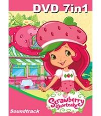 Strawberry Shortcake 7in1 [พากย์อังกฤษ] DVD 1 แผ่น