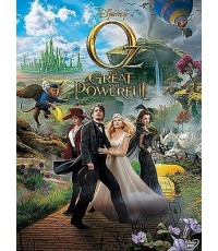 Oz The Great and Powerful ออซ มหัศจรรย์พ่อมดผู้ยิ่งใหญ่ (DVD 1 แผ่น) พากย์+ซับ 2 ภาษา: ไทย/อังกฤษ