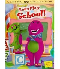 Barney Let\'s Play School [Classic Collection] พากย์อังกฤษ/ซับอังกฤษ (1DVD)