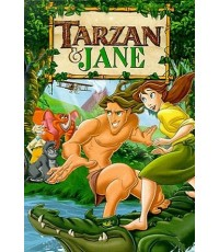 Tarzan 3: Tarzan and Jane ทาร์ซาน และเจน ภาค 3 (DVD 1 แผ่น) พากย์+ซับ ไทย,อังกฤษ