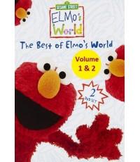 The Best of Elmo\'s World Vol.1+2 (พากย์อังกฤษ/ซับไทย) DVD 2 แผ่น [รวมจาก 10 แผ่น]