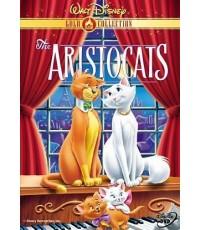 The Aristocats แมวเหมียวพเนจร (DVD 1 แผ่น) พากย์+บรรยาย 3 ภาษา ไทย,จีน,อังกฤษ