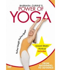 Barbabra Currie\'s Power of Yoga (พากย์อังกฤษ) DVD 1 แผ่น