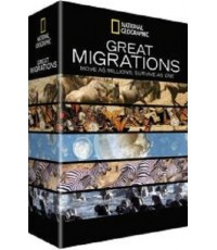 National Geographic Kids : Great Migrations (DVD 5 แผ่น) พากย์+บรรยาย 2 ภาษา ไทย,อังกฤษ