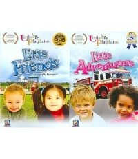 Little Playdates : Learning by Example (DVD ชุด 2 แผ่น) เสียงอังกฤษ