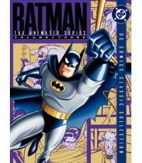 การ์ตูนแบทแมน Batman : The Animated Complete Series 3 (พากย์อังกฤษ) DVD 3 แผ่น รวม 30 ตอน