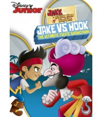 Jake and the Never Land Pirates : Jake Vs Hook (DVD 1 แผ่น รวม 10 ตอน) พากย์+ซับ 2 ภาษา ไทย,อังกฤษ