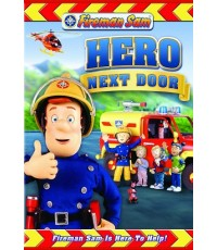 Fireman Sam : Hero Next Door (พากย์อังกฤษ+ซับอังกฤษ) DVD 1 แผ่น