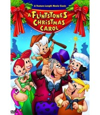 A Flintstones Christmas Carol (DVD 1 แผ่นจบ) พากย์เสียงอังกฤษ