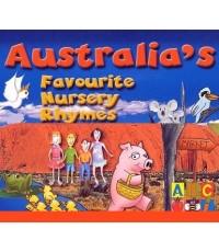 เพลง Australia+Aussie Song for Kids 2in1 (เสียงอังกฤษ) CD Mp3/ 1 แผ่น