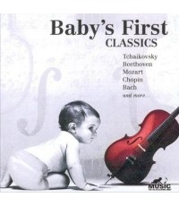Babys First Classics (CD 1 แผ่น)
