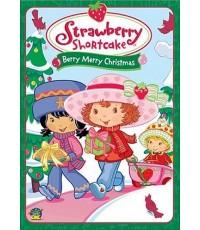 Strawberry Shortcake: Berry, Merry Christmas (พากย์+ซับอังกฤษ) DVD 1 แผ่น