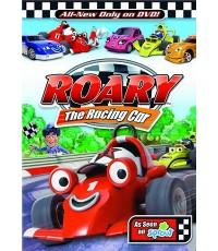 Roary The Racing Car (พากย์อังกฤษ) DVD 6 แผ่น รวม 24 ตอน