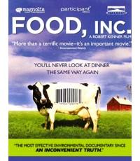 Food, Inc.สารคดี เปิปโปงบริโภคช็อคโลก (DVD 1 แผ่น) พากย์+ซับ 2 ภาษา ไทย,อังกฤษ