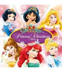 เพลงภาษาอังกฤษจากเจ้าหญิงดิสนีย์ Disney Princess Christmas Album (CD 1 แผ่น)