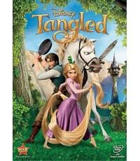 Tangled ราพันเซล เจ้าหญิงผมยาว (พากย์+ซับ 2 ภาษา ไทย,อังกฤษ) DVD 1 แผ่น