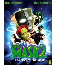 The Mask 2 Son of the Mask หน้ากากเทวดา ภาค 2 (DVD 1 แผ่น) พากย์+ซับ ไทย/อังกฤษ