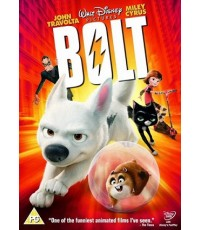 Bolt โบลท์ ซูเปอร์โฮ่ง ฮีโร่หัวใจเต็มร้อย (พากย์+ซับ ไทย,อังกฤษ) DVD 1 แผ่น
