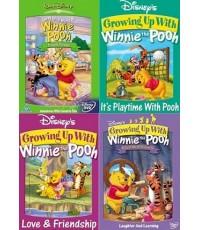 Winnie The Pooh Best Collection Vol.1 (พากย์อังกฤษ) DVD 1 แผ่น
