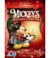 Mickey\'s Once Upon A Christmas (Disney Gold Classic Collection) พากย์+ซับ อังกฤษ/DVD 1 แผ่น