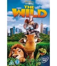 The Wild แก๊งเขาดินซิ่งป่วนป่า (พากย์+ซับ 2 ภาษา ไทย,อังกฤษ) DVD 1 แผ่น