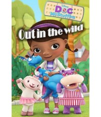 Doc McStuffins - Out in the Wild and Other Stories... (พากย์อังกฤษ) DVD 1 แผ่น