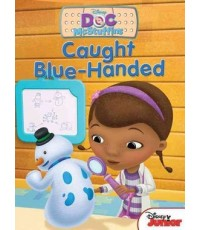 Doc McStuffins - Caught Bue-Handed and Other Stories... (พากย์อังกฤษ) DVD 1 แผ่น