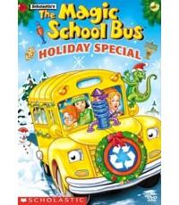 The Magic School Bus: Holiday Special Vol.1-7 (พากย์+ซับ อังกฤษ) DVD 7 แผ่น รวม 45 ตอน