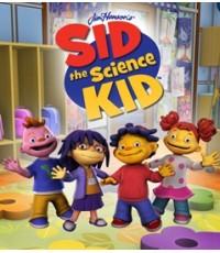 Sid The Science Kid ซิด นักวิทยาศาสตร์ตัวน้อย (พากย์+ซับ 2 ภาษา ไทย,อังกฤษ) DVD 20 แผ่น