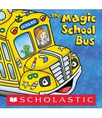 The Magic School Bus [Scholastic] รถโรงเรียนมหาสนุก (พากย์อังกฤษ) DVD 10 แผ่น รวม 52 ตอน