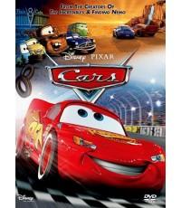 Cars ภาค 1 สี่ล้อซิ่ง ซ่าท้าโลก (พากย์/ซับ 2 ภาษา: ไทย,อังกฤษ) DVD 1 แผ่น