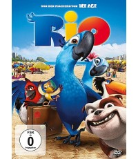 Rio ริโอ้ เจ้านกฟ้าจอมมึน ภาค 1 (พากย์+ซับ ไทย,อังกฤษ) DVD 1 แผ่น