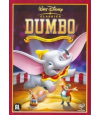 Dumbo ดัมโบ้ [Special Edition] (พากย์+ซับ ไทย,อังกฤษ) DVD 1 แผ่น