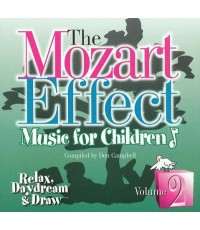 The Mozart Effect for Children Vol.2 Relax, Daydream and Draw (CD 1 แผ่น)