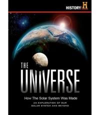 The Universe 2in1 ไขกำเนิดระบบสุริยะ+ถ้าหากดวงจันทร์หายไป (พากย์ไทย) DVD 1 แผ่น