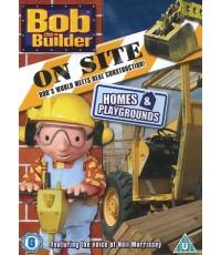 Bob The Builder: Homes and Playgrounds งานก่อสร้างพิเศษของบ๊อบ (2 ภาษา พากย์+ซับไทย,อังกฤษ) 1 DVD