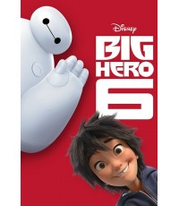 Big Hero 6 : บิ๊ก ฮีโร่ 6 (พากย์+ซับ 2 ภาษา ไทย,อังกฤษ) DVD 1 แผ่น