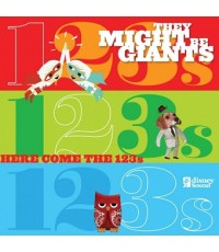 They Might Be Giants : Here Come the 123\'s (1DVD+1CD) พากย์อังกฤษ ชุด 2 แผ่น