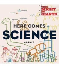 They Might Be Giants : Here Comes Science (1DVD+1CD) พากย์อังกฤษ ชุด 2 แผ่น