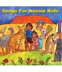 Songs For Aussie Kids (เสียงอังกฤษ) CD 1 แผ่น