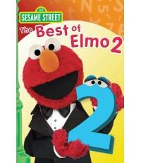 Elmo : The Best Of Elmo 2 (พากย์อังกฤษ/ซับไทย) DVD 3 แผ่น รวม 17 ตอน