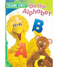 123 Sesame Street : Do The Alphabet (พากย์อังกฤษ) DVD 1 แผ่น