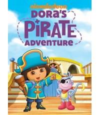 Dora The Explorer: Pirate Adventure (พากย์อังกฤษ) DVD 1 แผ่น