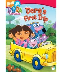Dora The Explorer: Dora\'s First Trip (พากย์อังกฤษ) DVD 1 แผ่น