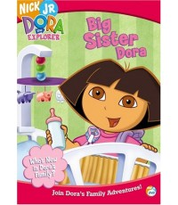 Dora the Explorer: Big Sister Dora (พากย์อังกฤษ) DVD 1 แผ่น